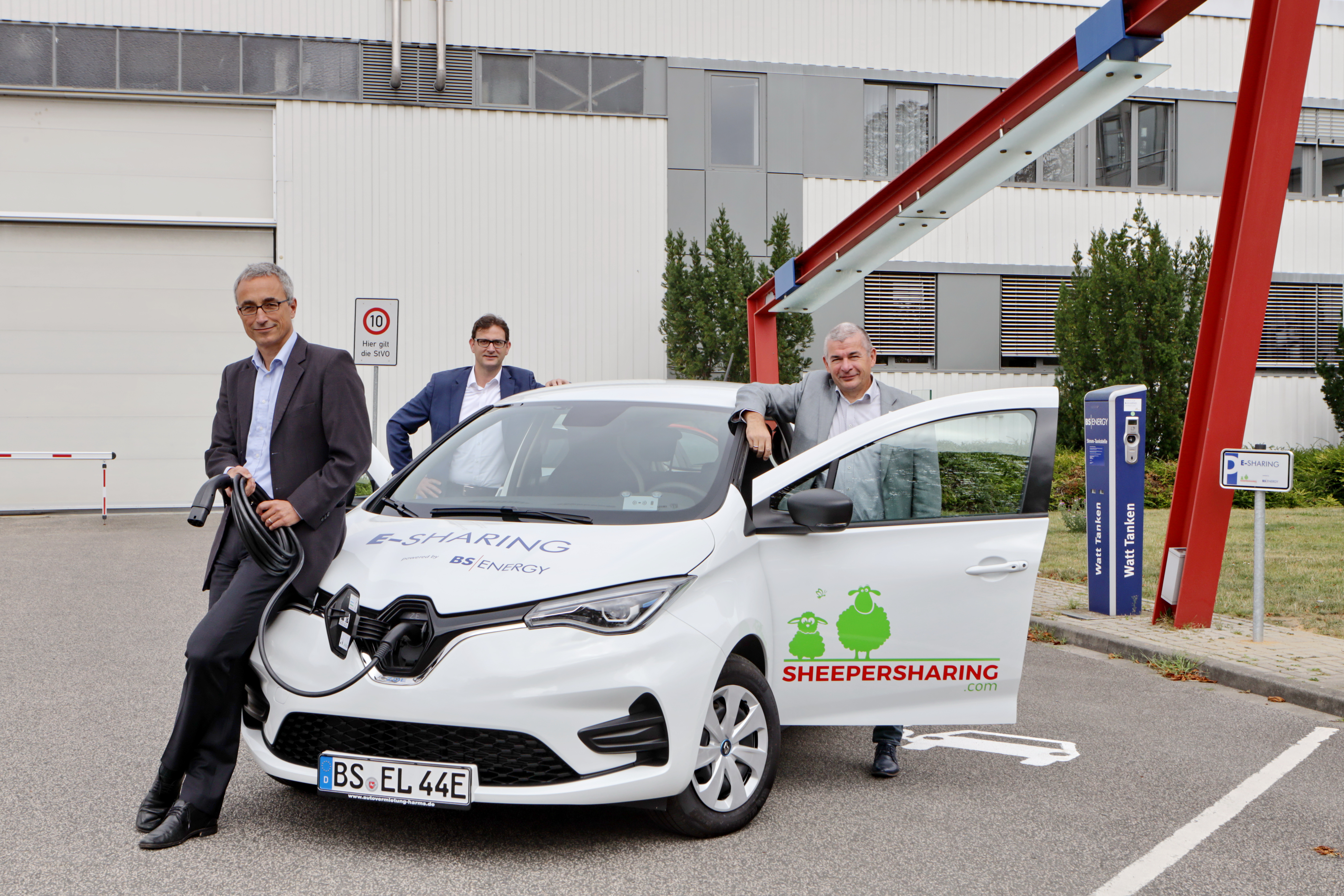 E-Carsharing jetzt mit BS|ENERGY – zum Start gibt es 20 € Fahrtguthaben