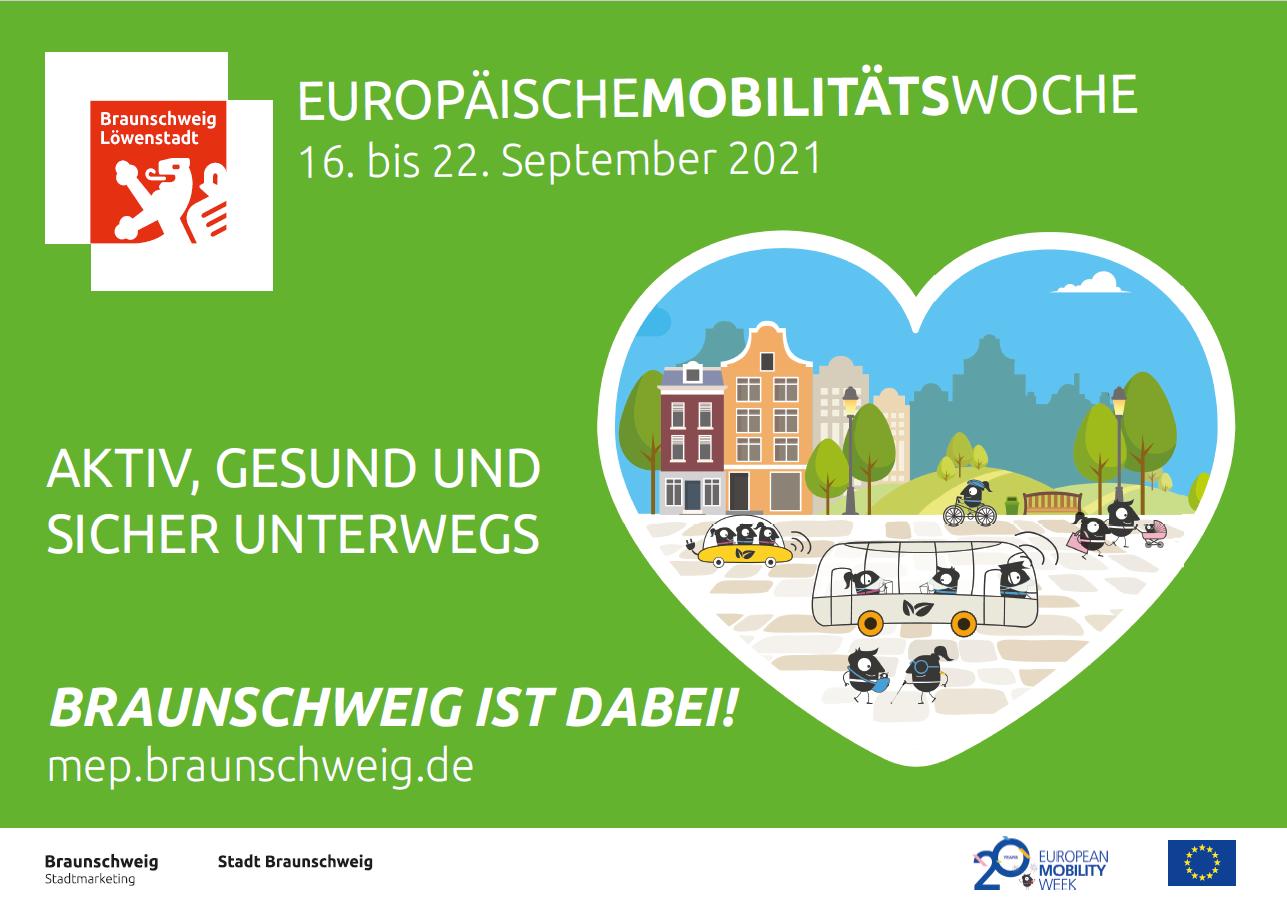 Europäischen Mobilitätswoche in Braunschweig